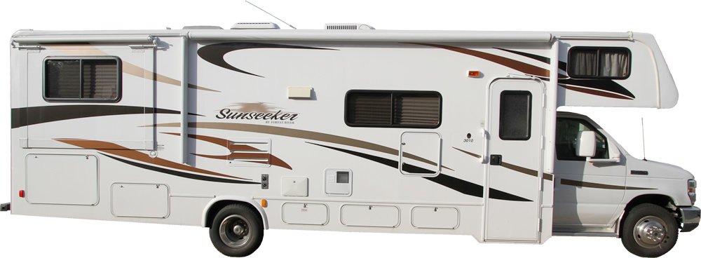 Louisiana RV Rental